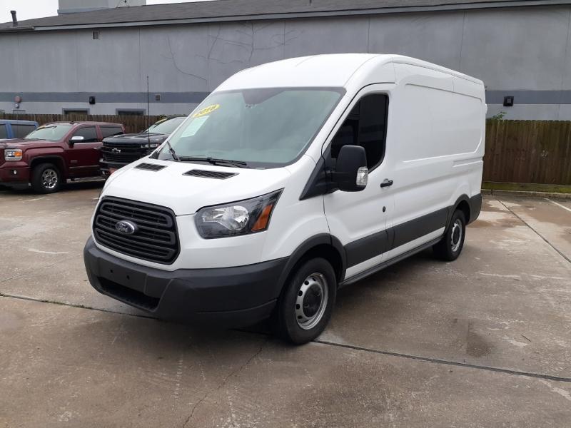 Ford Transit Van 2018 price SOLD.