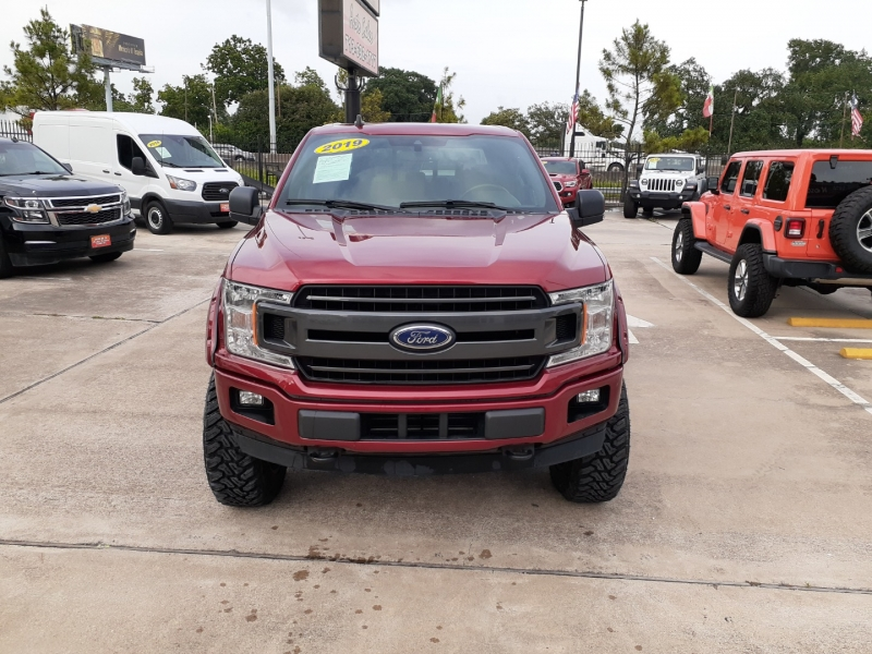 Ford F-150 2019 price SOLD.