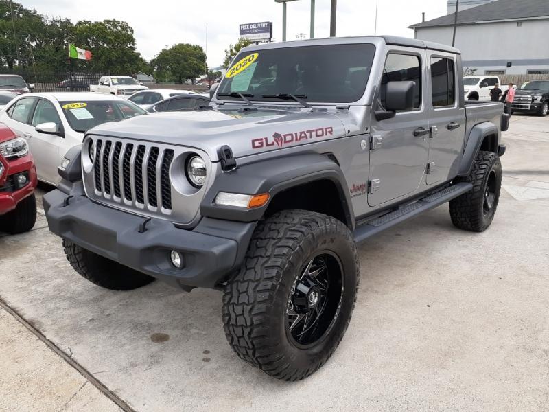 Jeep Gladiator 2020 price SOLD.
