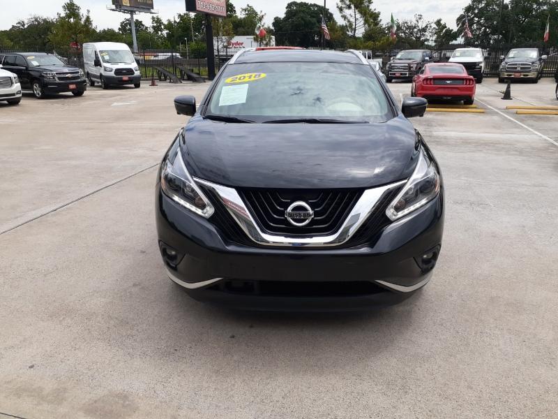 Nissan Murano 2018 price $4,950 Down