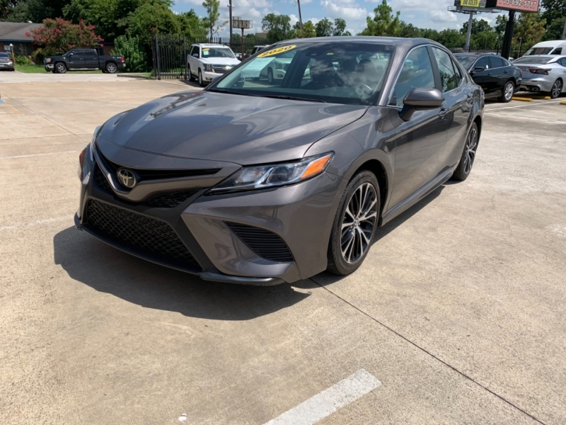 Toyota Camry 2020 price $4,500 Down