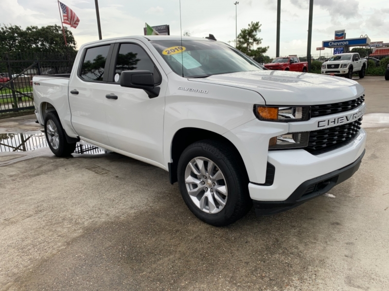 Chevrolet Silverado 1500 2019 price $6,999 Down