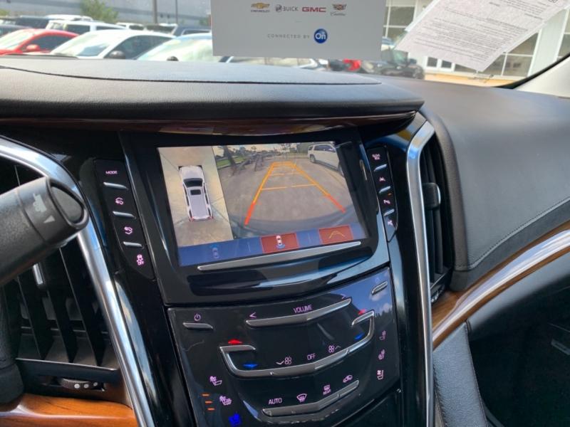 Cadillac Escalade ESV 2017 price SOLD.