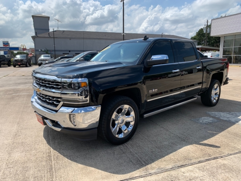 Chevrolet Silverado 1500 2018 price LLAMANOS