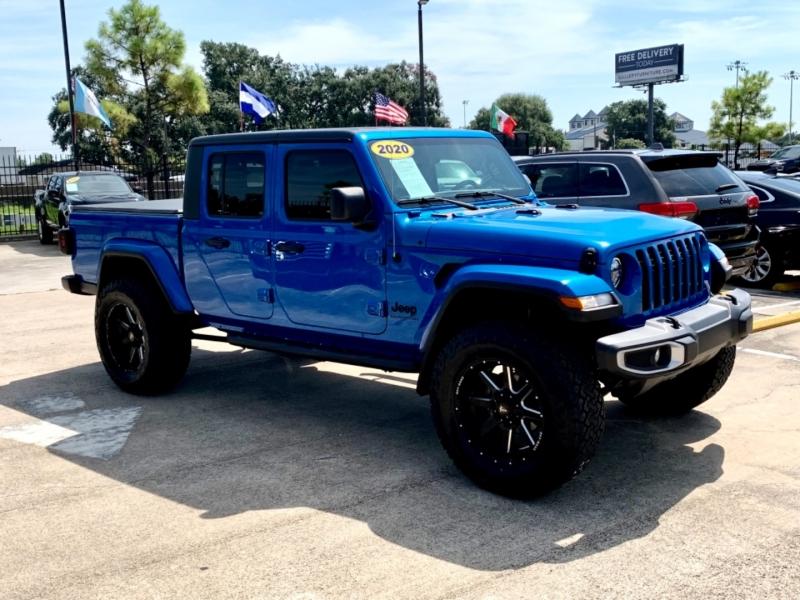 Jeep Gladiator 2020 price LLAMANOS