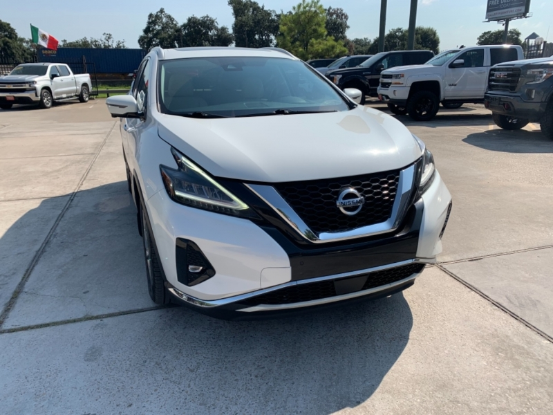 Nissan Murano 2019 price LLAMANOS