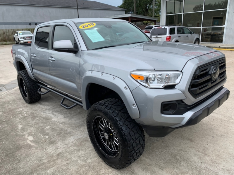 Toyota Tacoma 2WD 2019 price SOLD