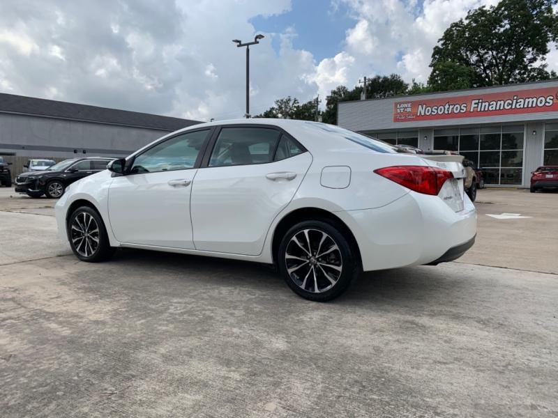 Toyota Corolla 2018 price LLAMANOS