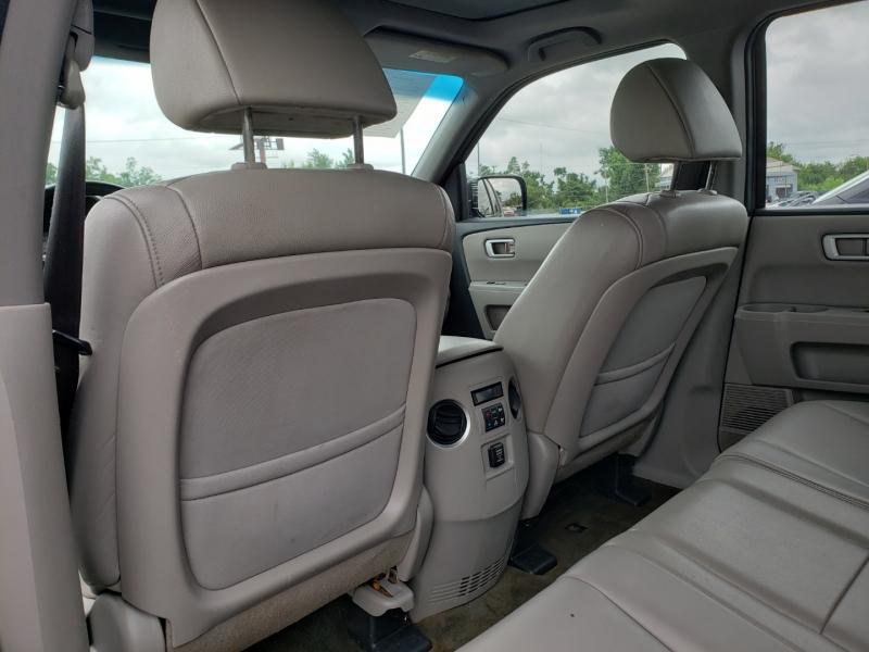 Honda Pilot 2015 price $14,499