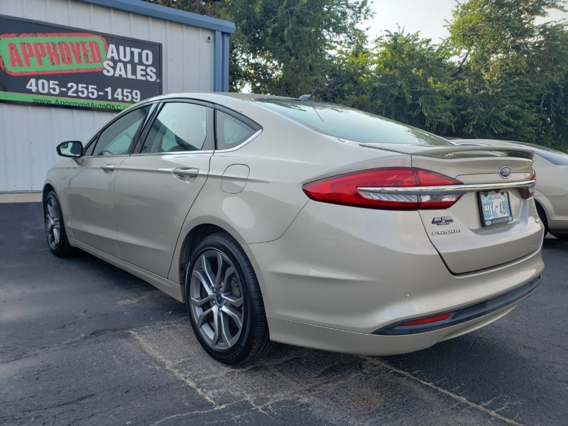 Ford Fusion 2017 price $13,600