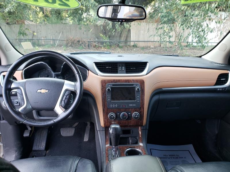 Chevrolet Traverse 2013 price $12,499