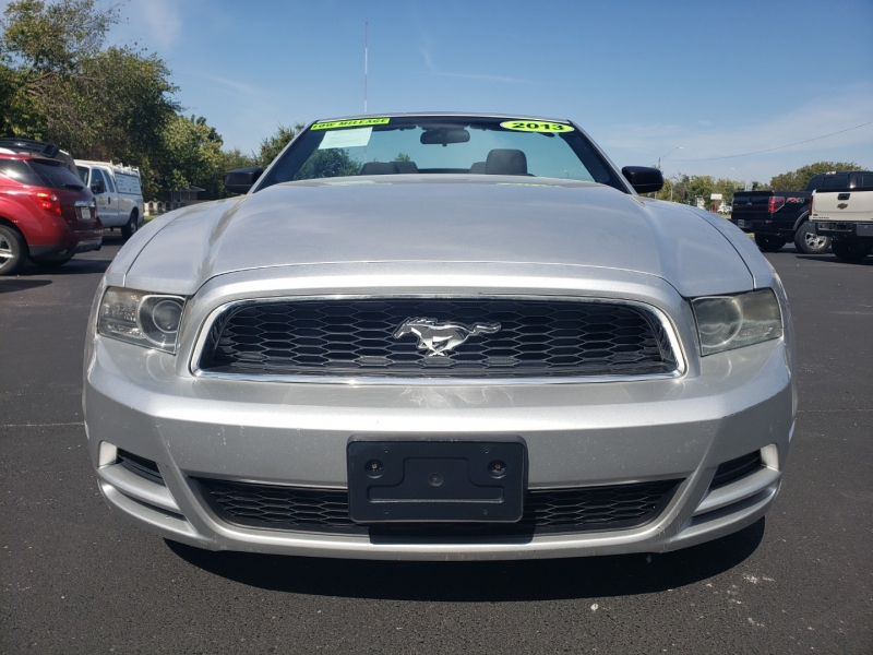 Ford Mustang 2013 price $11,999
