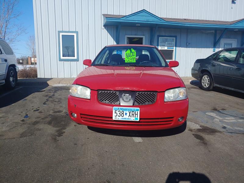 Nissan Sentra 2006 price $2,599