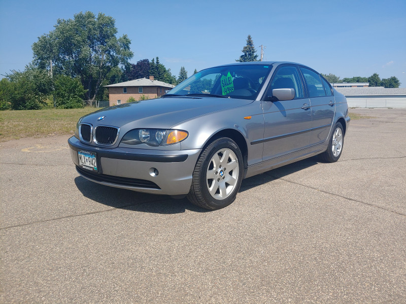 BMW 3 Series 2005 price $4,795