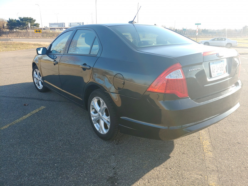 Ford Fusion 2012 price $4,795