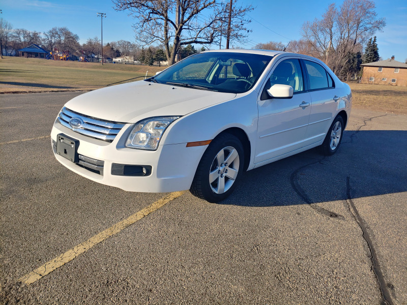 Ford Fusion 2007 price $3,495