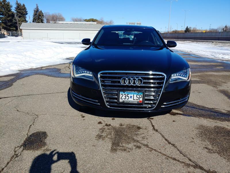 Audi A8 L 2013 price $9,599