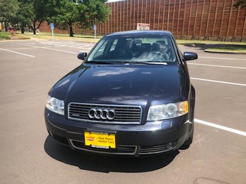 Audi A4 2003 price $3,995