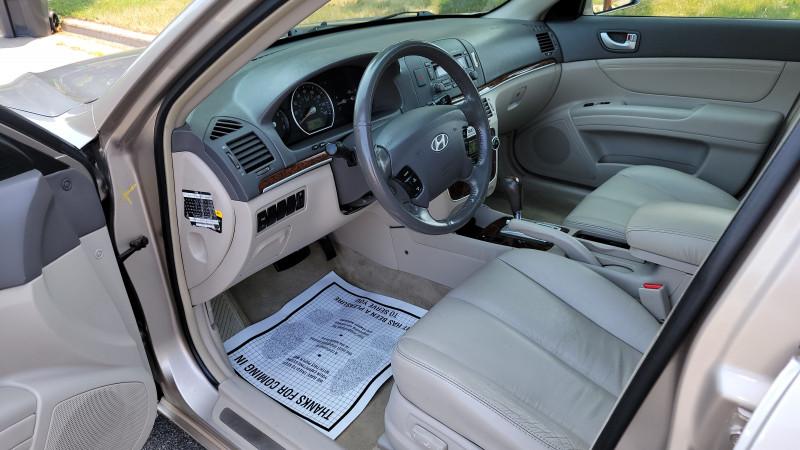 Hyundai Sonata 2006 price $3,495