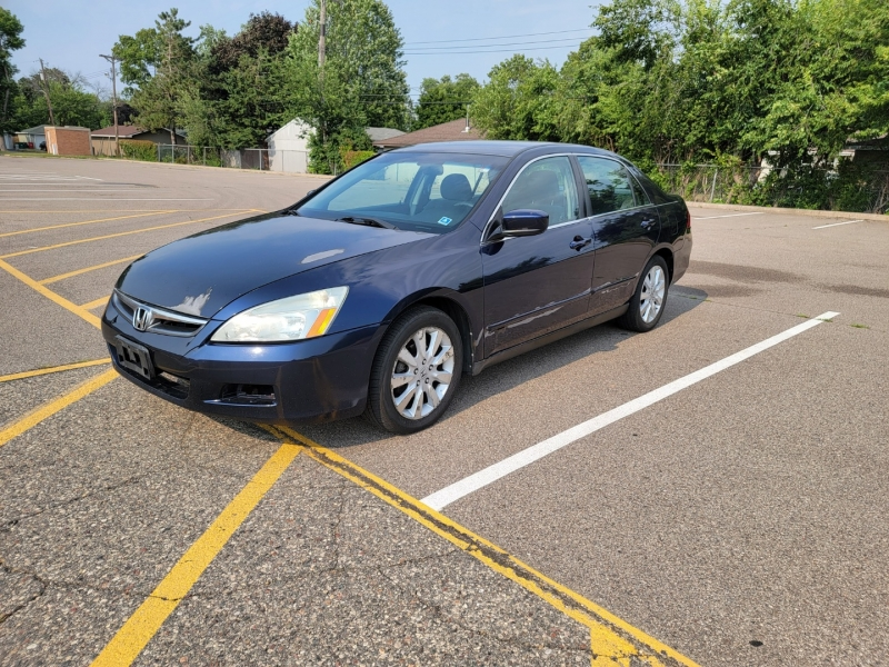 Honda Accord Sdn 2007 price $3,999