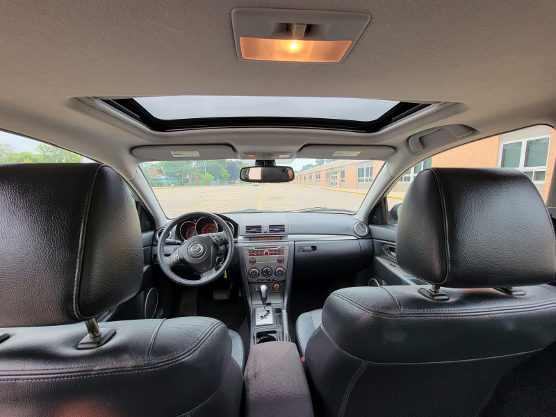 Mazda Mazda3 2007 price $4,699