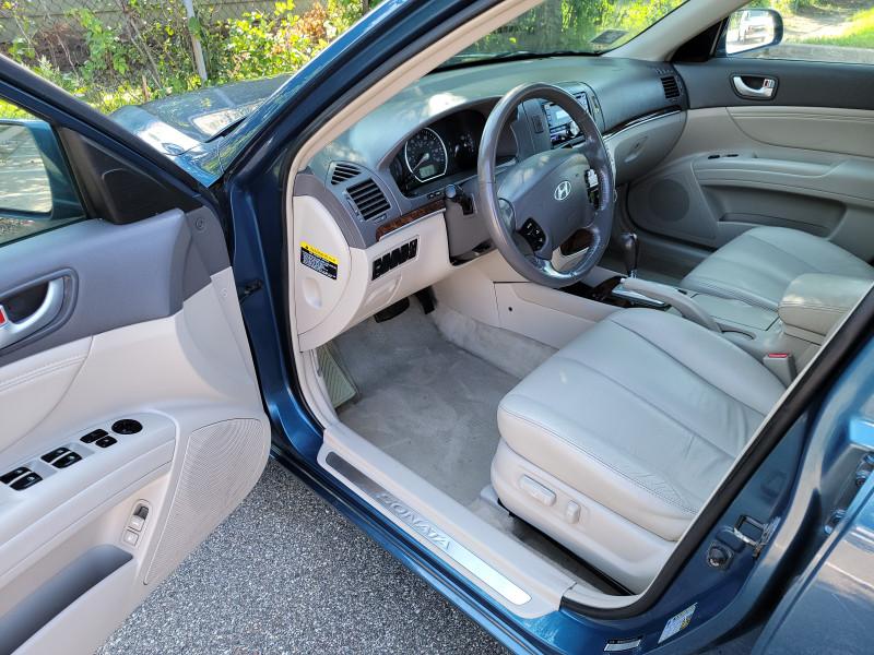 Hyundai Sonata 2006 price $4,595