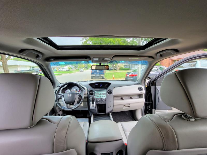 Honda Pilot 2011 price $13,995
