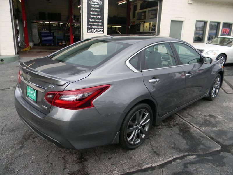 Nissan Altima 2018 price $19,995