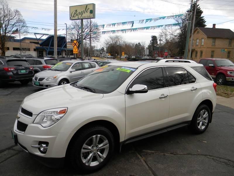 Chevrolet Equinox 2013 price $13,250