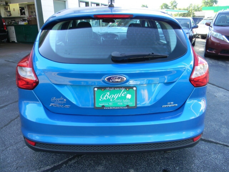 Ford Focus 2014 price $8,199