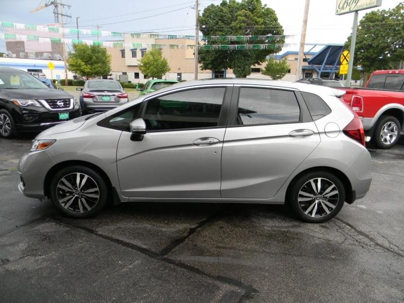 Honda Fit 2018 price $19,999