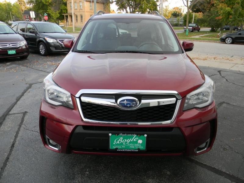 Subaru Forester 2015 price $16,999