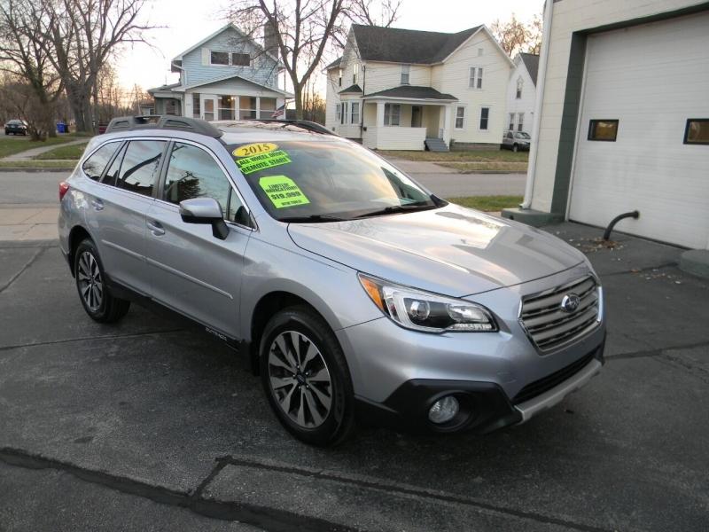 Subaru Outback 2015 price $19,999