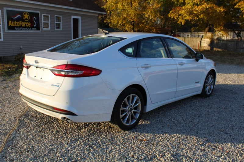 FORD FUSION 2017 price $14,999