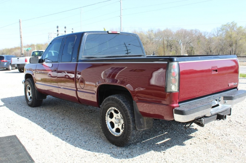 GMC SIERRA 1996 price $7,995
