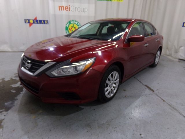 Nissan Altima 2017 price $0