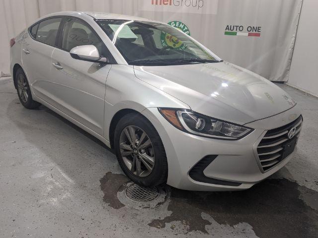 Hyundai Elantra 2018 price $0