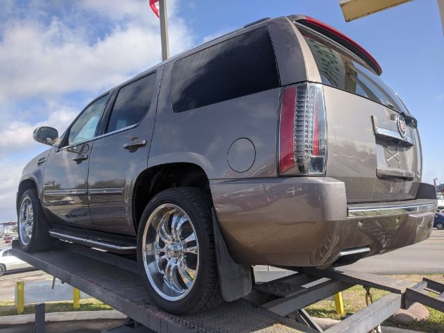 Cadillac Escalade 2013 price $0