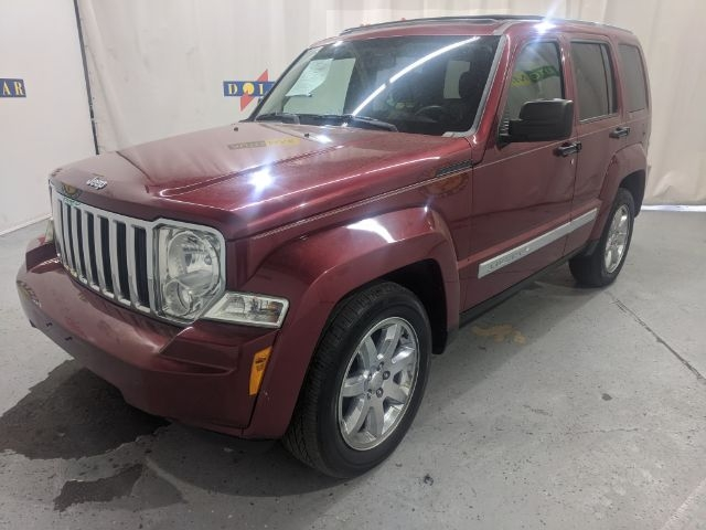 Jeep Liberty 2011 price $0