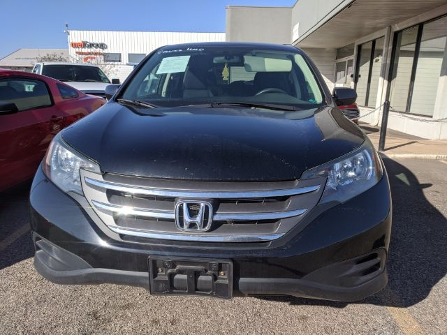 Honda CR-V 2012 price $0