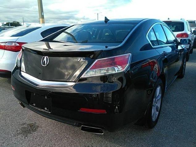 Acura TL 2014 price $0