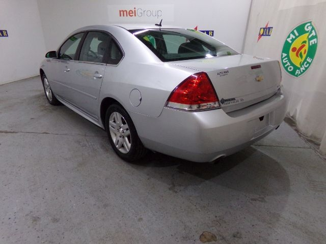 Chevrolet Impala Limited 2016 price $0
