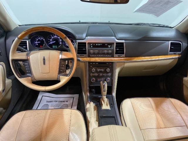 Lincoln MKZ 2012 price $0