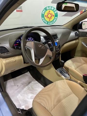 Hyundai Accent 2013 price $0