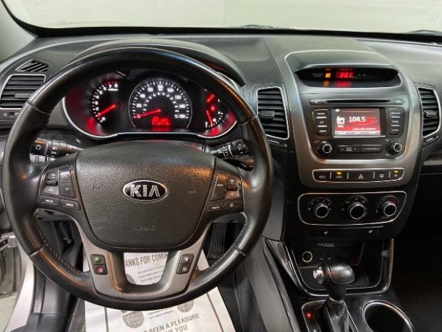 Kia Sorento 2015 price $0