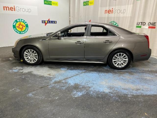 Cadillac CTS 2012 price $0