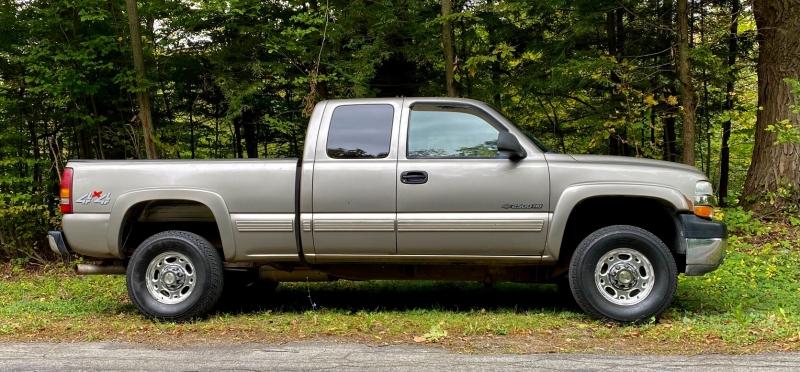 Chevrolet Silverado 2500HD 2002 price $7,995
