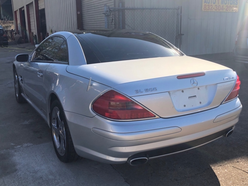 MERCEDES-BENZ SL 2005 price Call for Pricing.