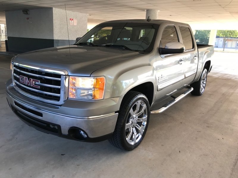 GMC SIERRA 2013 price Call for Pricing.