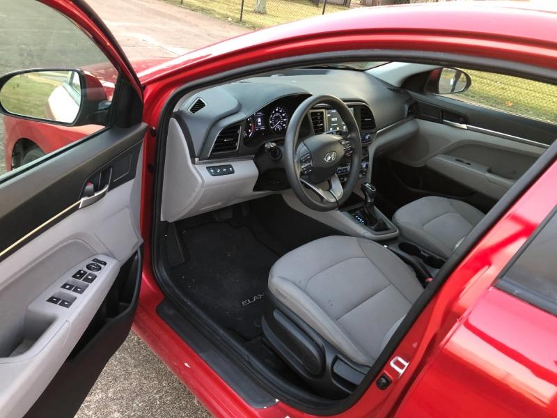 Hyundai Elantra 2020 price $14,200